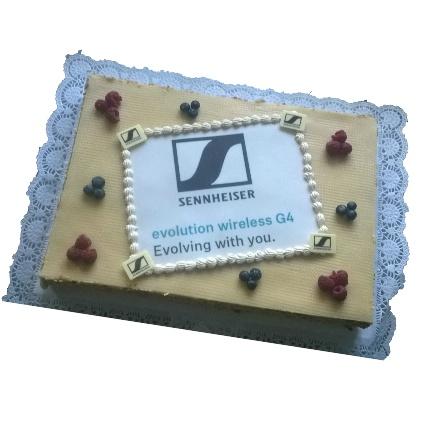 Sennheiser torte